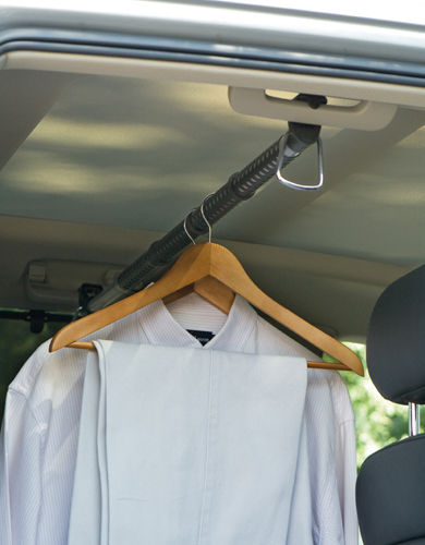 Car Seat Pillow >> Car Accessories - Car Clothes Bar By Travelon