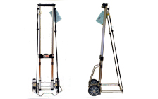 Concorde III Folding Luggage Cart