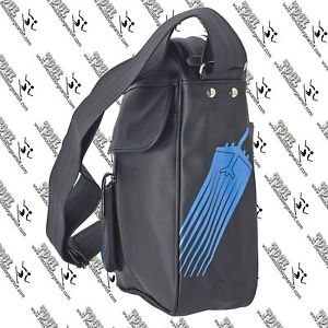 CLIVE BY EAGLE CREEK 80502 FLYCLIVE SHOULDER TRAVEL BAG PURSE CHOCOLATE (EC-80502 )