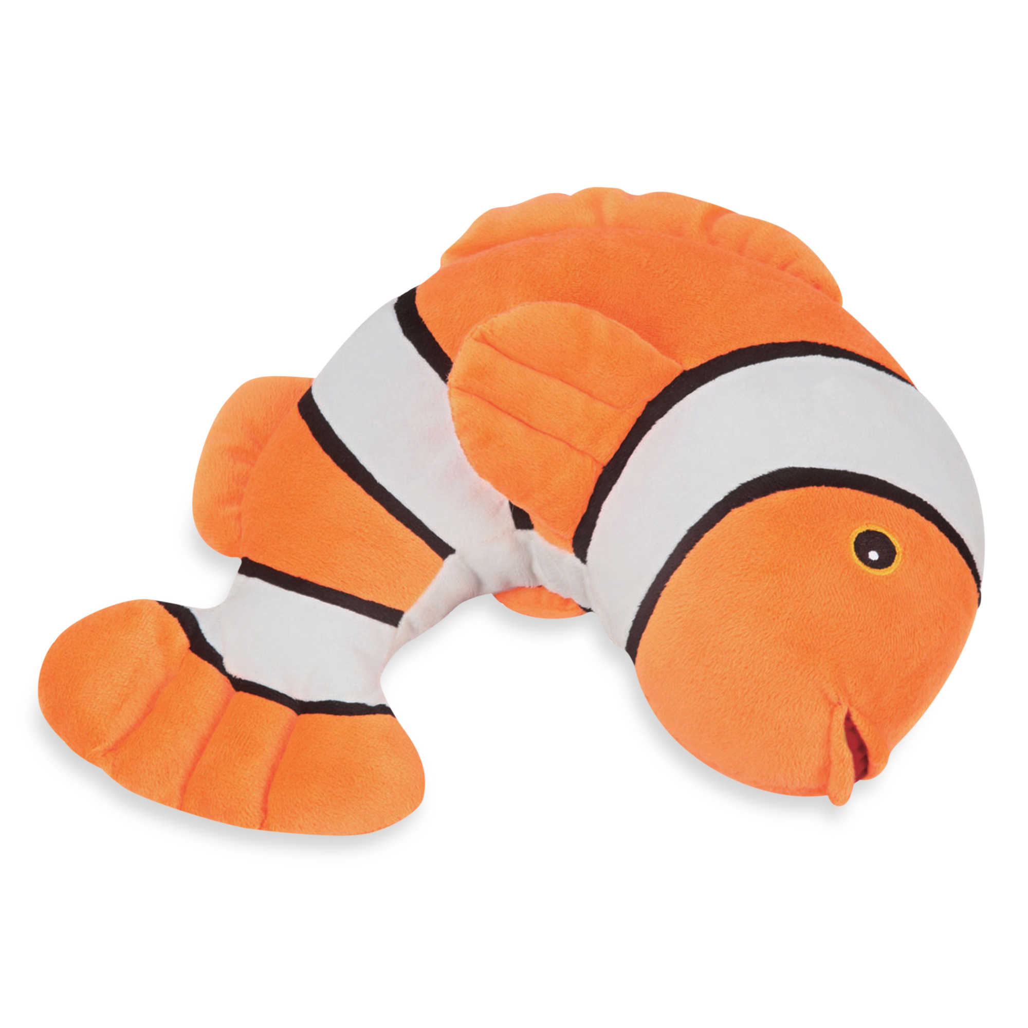 Animal Travel Pillow : Travel With Kids Pet Travel Pillow - Clown Fish